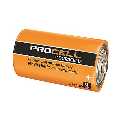 Procell Alcaline De Duracell, Pile De 1,5 Volt
