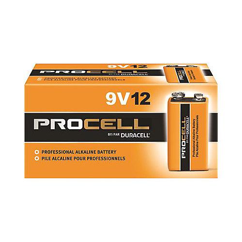Pile Procell Alcaline De Duracell, Paquet De 12