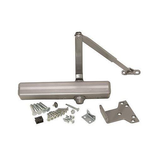 LCN 1461 Adjustable Closer Barrier Free Aluminum