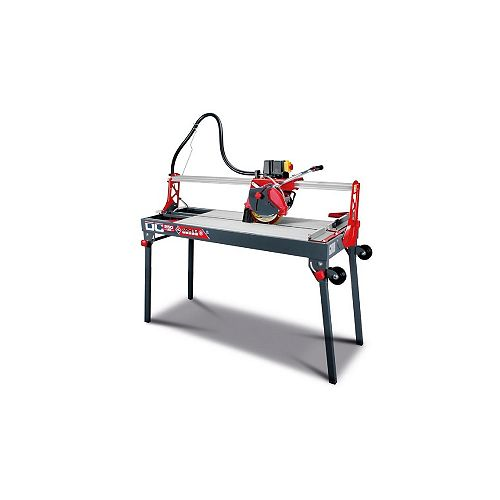 DC 250-1200 120V Tile Saw with 10-inch Blade, 48-inch (1200 mm) Cut
