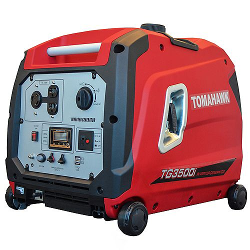 3500 Starting Watts, Gas Powered Portable Inverter Generator EPA Compliant