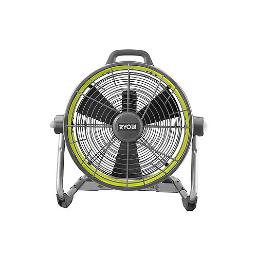 18V ONE+ Ventilateur hybride 18 pouces à tambour pour canon à air comprimé