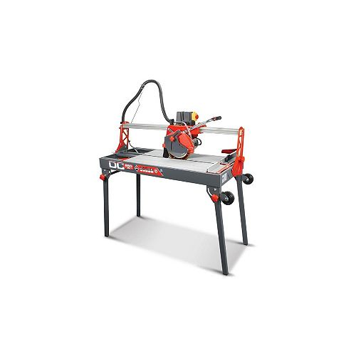 DC 250-850 120V Tile Saw with 10-inch Blade, 33-inch (850 mm) Cut
