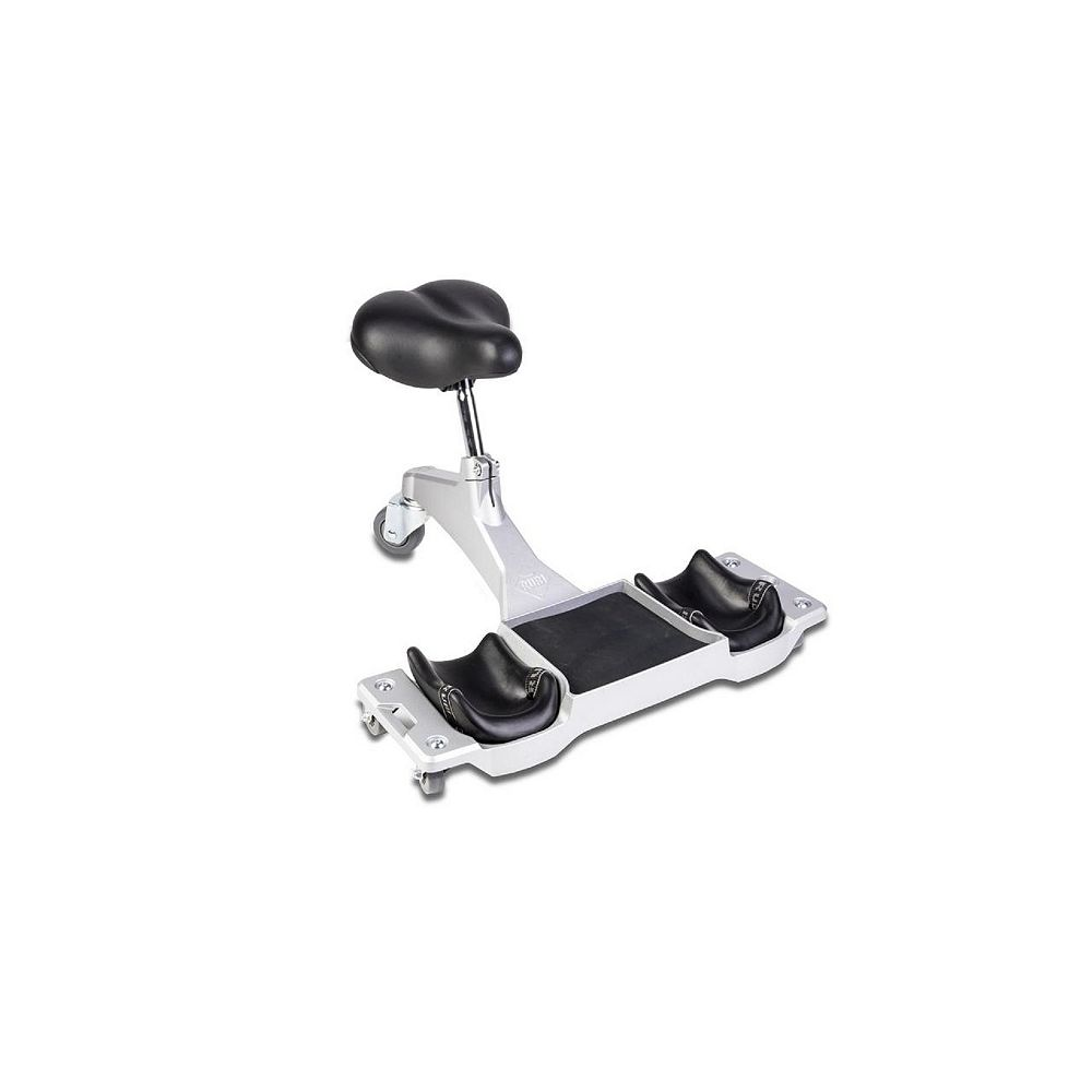 RUBI SR-1 Ergonomic Adjustable Seat with Knee Pads and Removable Tray