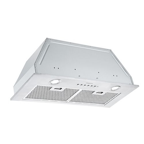 BN628 28-inch Ducted Built-In Range Hood with Night Light Feature in Stainless Steel