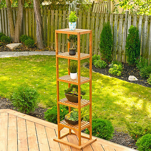 Tower Plant Stand