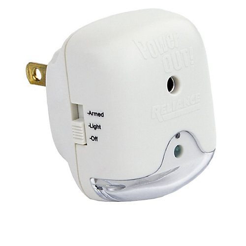 PowerOUT Power Failure Alarm And LED Safety Light
