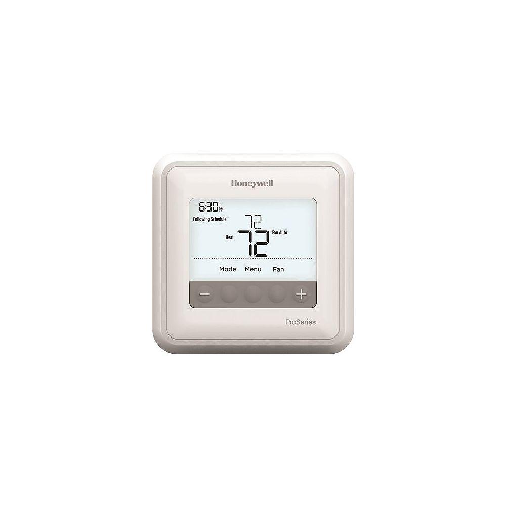 Honeywell Thermostat Programmable Honeywell T4 Pro