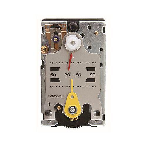 Honeywell Pneumatic Thermostat, Direct Acting Heat