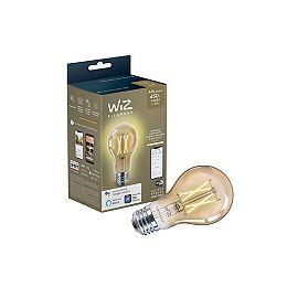 Ampoule LED à incandescence 40W Equivalent A19 Warm Glow (2000K) dimmable Vintage Smart Light Bulb