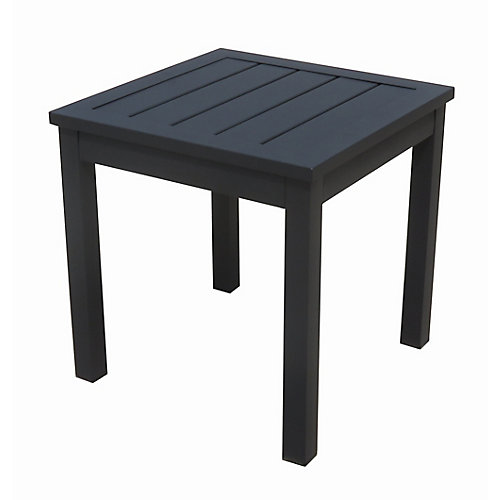 Riley Steel Side Table