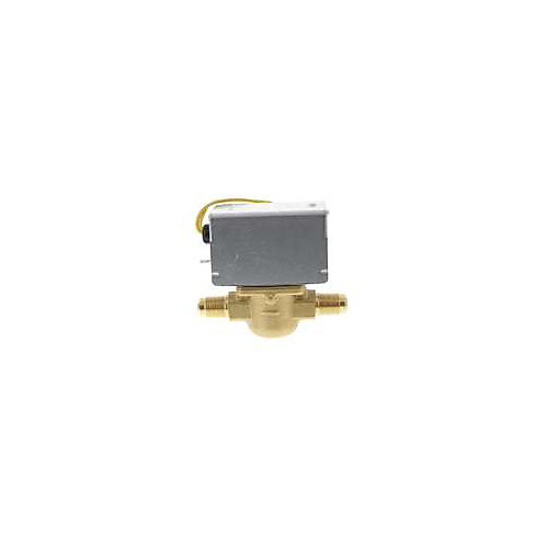 "Honeywell 3/8"" Flare, 2-Way, 3.5 Cv, 125 PSI, Less Adapters, Zone Valve, Normally Closed"