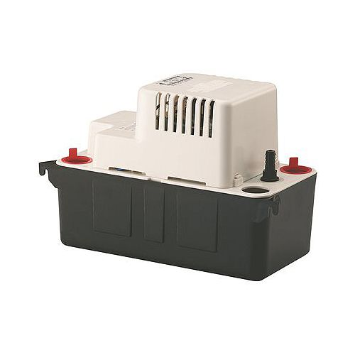 Littlegiant Vcma-15uls 115-Volt Condensate Removal Pump With Safety Switch