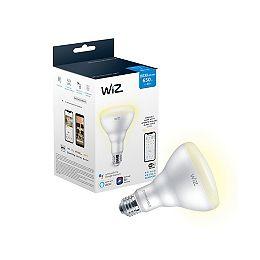 Ampoule à LED blanc chaud 65W BR30 à intensité variable pour maison intelligente
