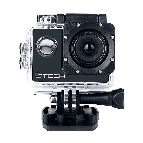 Sport HD Action Camera with Waterproof Case
