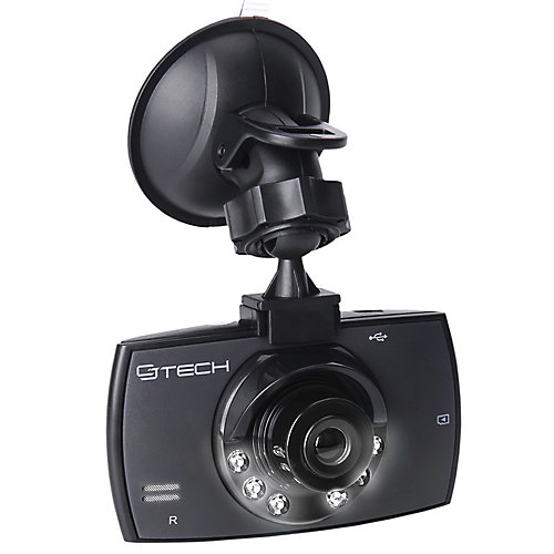 Caméra de tableau de bord HD avec vision nocturne