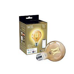 Ampoule LED à incandescence 40W Equivalent G25 Warm Glow (2000K) dimmable Vintage Smart Light Bulb