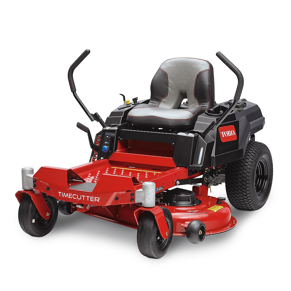 Toro Timecutter 42 Inch 452 Cc Zero Turn Riding Mower With Smart Speed The Home Depot Canada