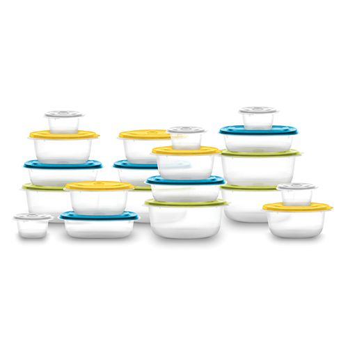 SnapTops 40-Piece Container Set