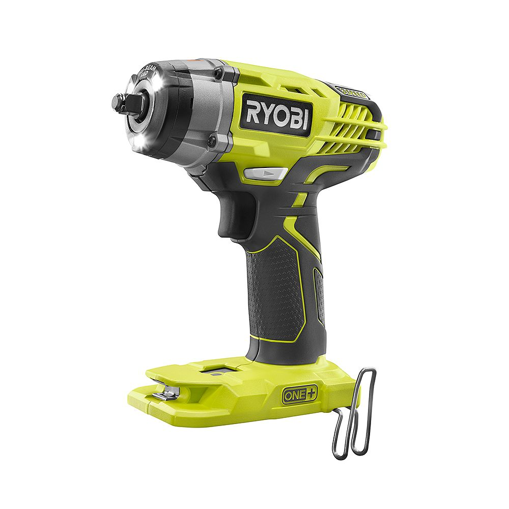 RYOBI 18V ONE+ Cordless 3/8-Inch Impact Wrench (Tool Only)