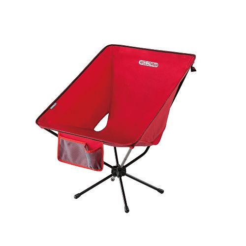 Compaclite Oversize Patio Chair in Red