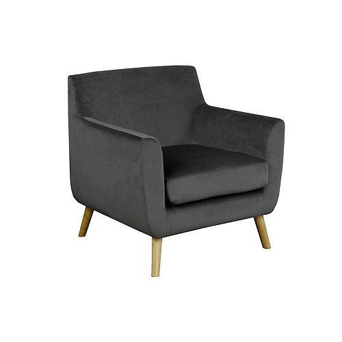 Accent Chair Storm Grey