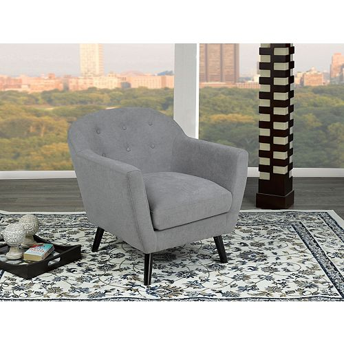 Accent Chair Steel