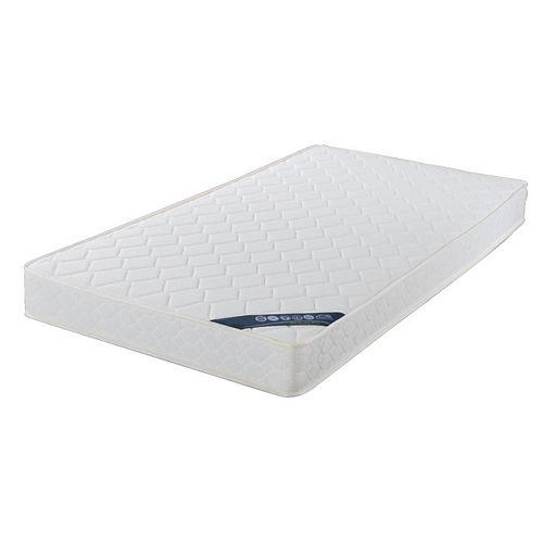 Simple lit en mousse de 6,5 po