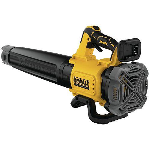 125 MPH 450 CFM 20V MAX Cordless Brushless Handheld Blower (Tool Only)