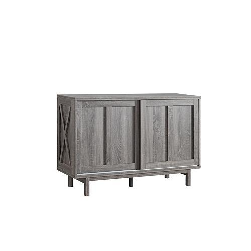 Buffet / Server with Sliding Doors, Grey