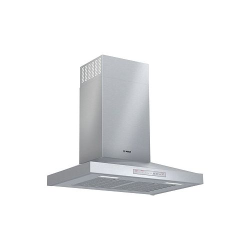 "Bosch 500 Series, 30"" Pyramid style canopy, 600 CFM with Home Connect"