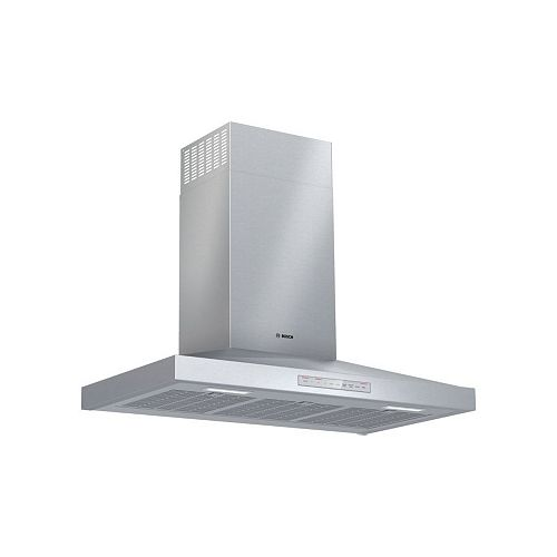 "Bosch 500 Series, 36"" Pyramid style canopy, 600 CFM with Home Connect"