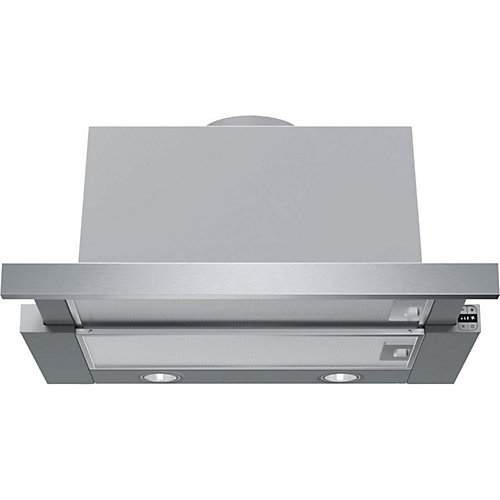 """Bosch 500 Series, 24"""" Pull-Out Undercabinet, 400 CFM"""