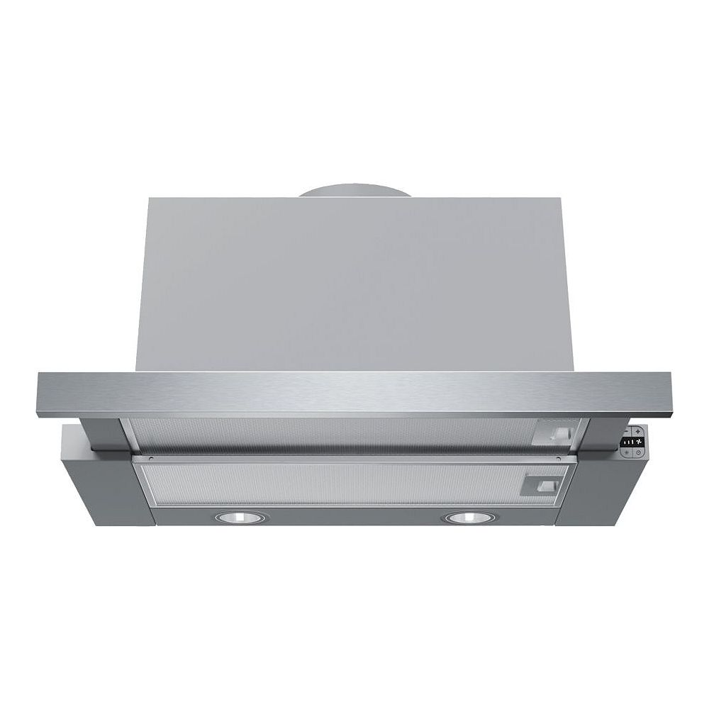 Bosch 500 Series 24-Inch Built-In Integrated Pull-Out Range Hood - 400 CFM