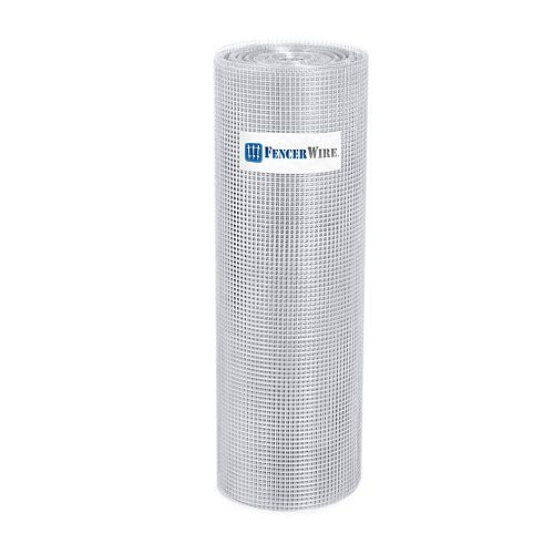 23-Gauge Hardware Cloth 1/4 inch Mesh Size (Multiple Heights/Lengths)