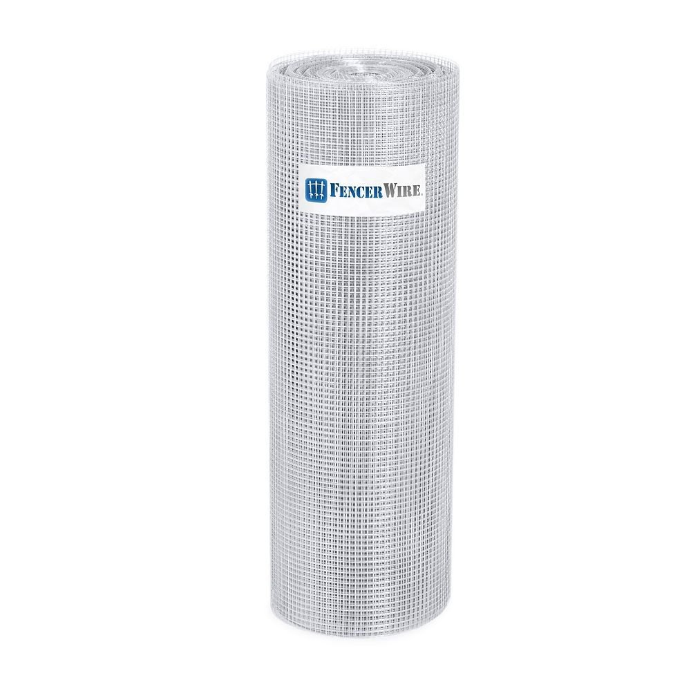 Fencer Wire 1/4 inch x 3 ft. x 10 ft. 23-Gauge Hardware Cloth