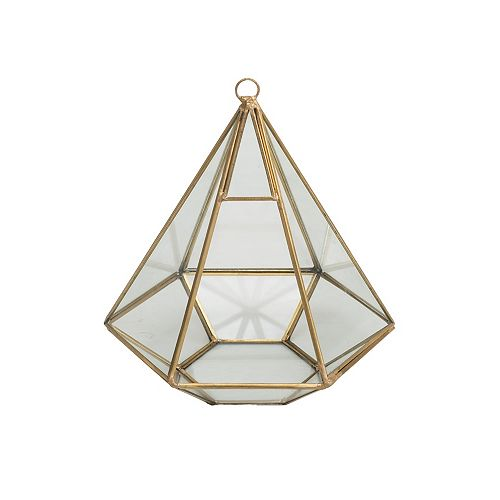 Outdoor Glass Terrarium