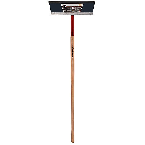 18-inch Steel Floor Scraper with Long Handle