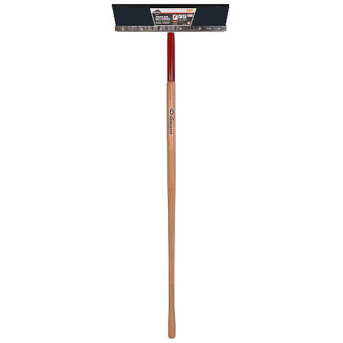22-inch Steel Floor Scraper with Long Handle