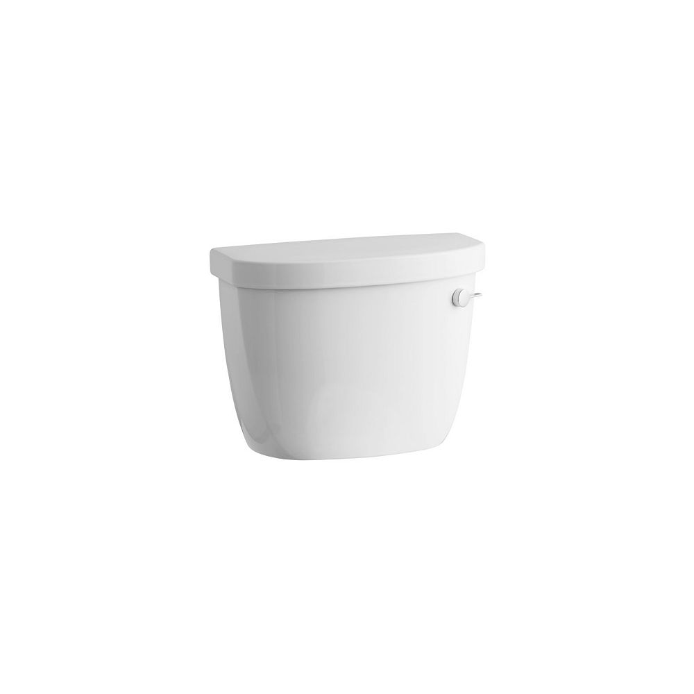KOHLER 1.28 Gpf Toilet Tank With Aquapiston Flush Technology And Right-Hand Trip Lever