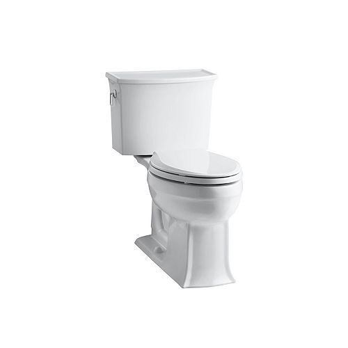 Archer Comfort Height Two-Piece Elongated 1.28 Gpf Toilet