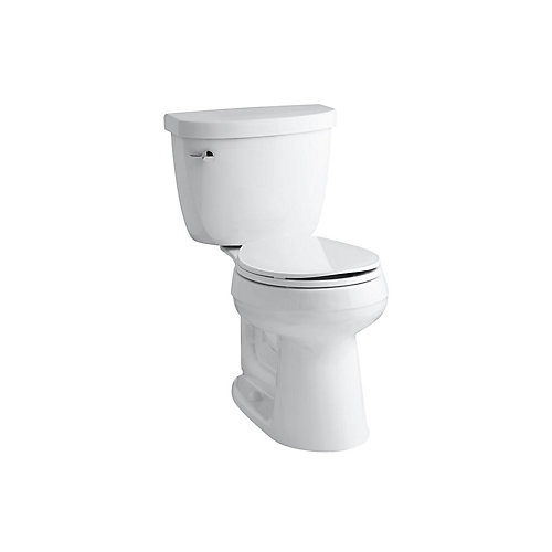 Toilette 1,6 Gpf Comfort Height A Devant Arrondi