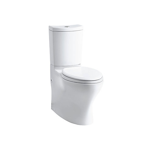 Comfort Height Two-Piece Elongated Dual-Flush Toilet