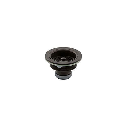 Sink Drain And Strainer In Oil-Rubbed Bronze