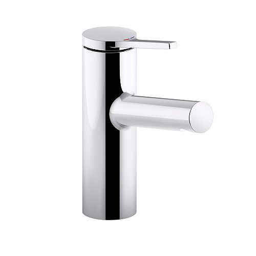 Single-Handle Bathroom Sink Faucet
