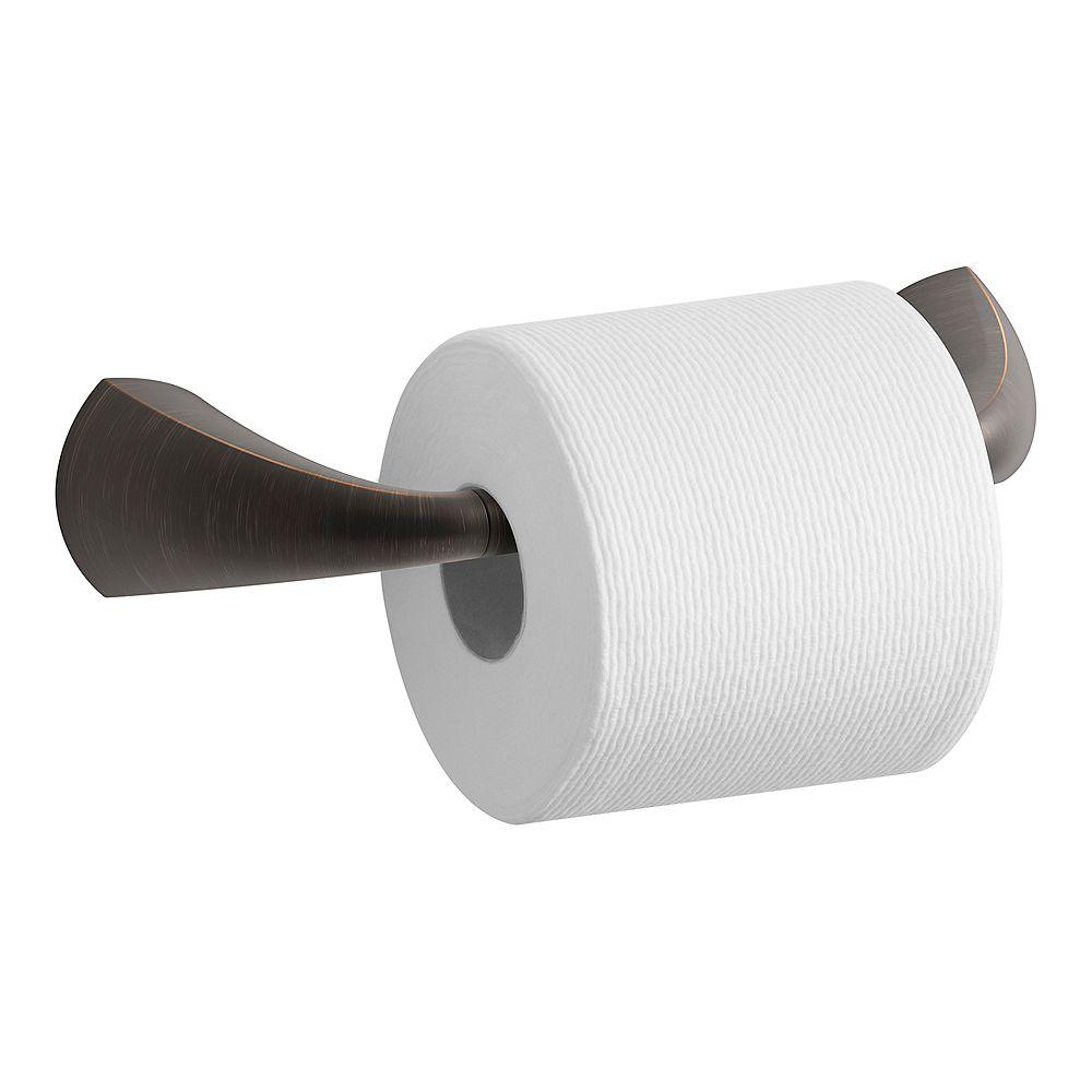 KOHLER Porte-Papier Hygienique Pivotant En Bronze Huile