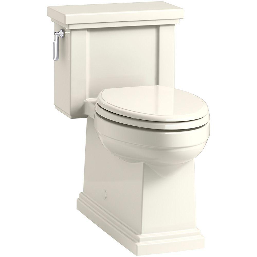 KOHLER Toilette Monopiece Compacte Allongee Comfort Height, 1,28 Gal/Chasse