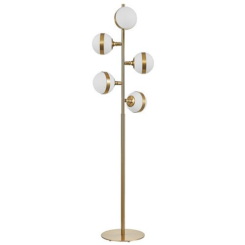 L2 Lighting Halo Floor lamp 5 lights