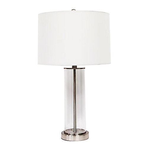 Alex Glass Table Lamp