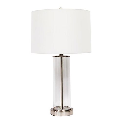 Lampe de Table en Verre Alex